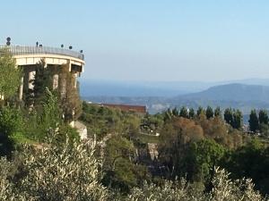 Vista Parco della Biodiversità- Catanzaro