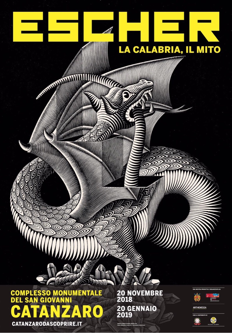 Escher e la passione per laCalabria