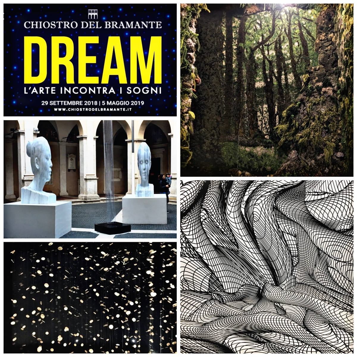 Dream. L'arte incontra ilsogno