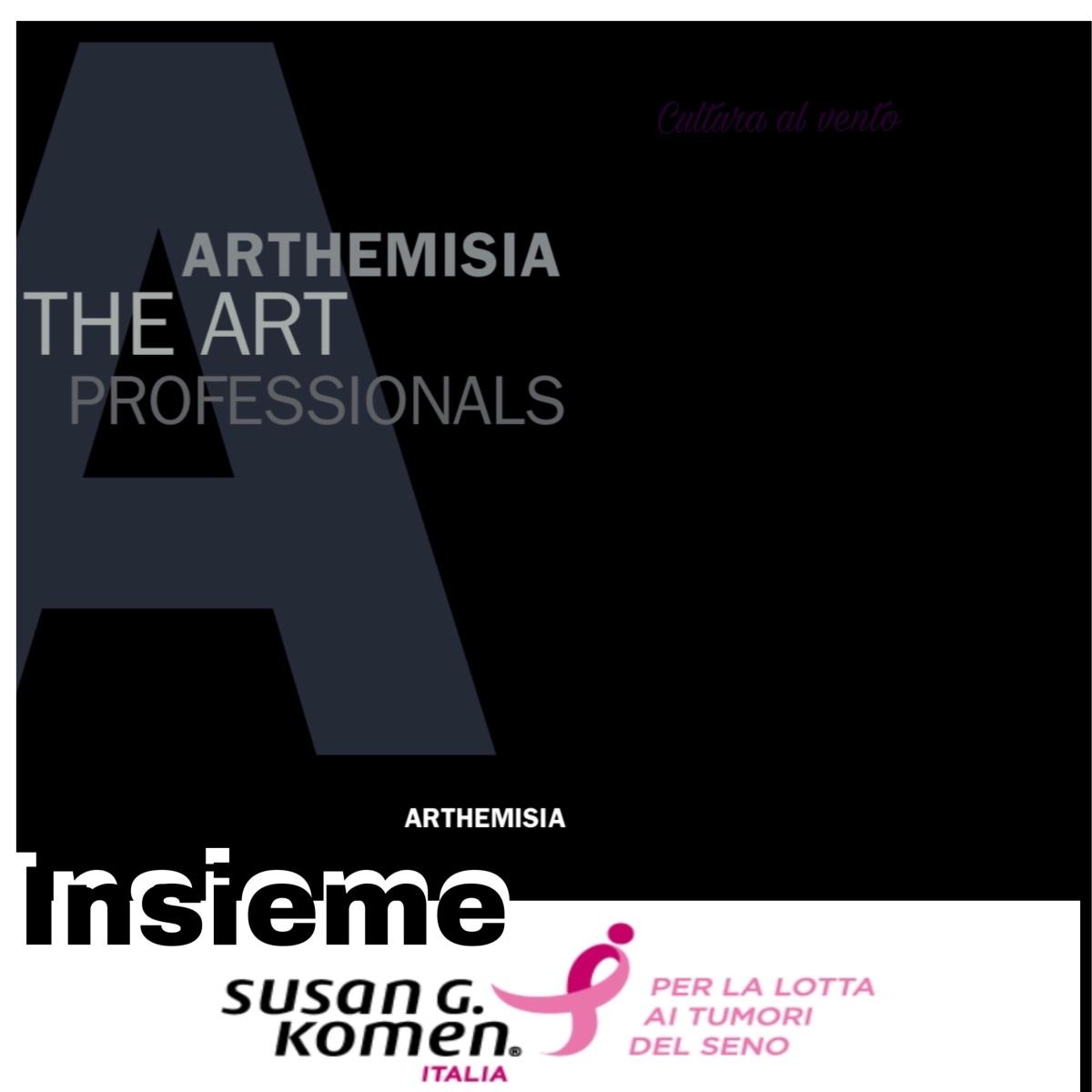 La lotta contro i tumori al seno si fa strada anchenell'arte
