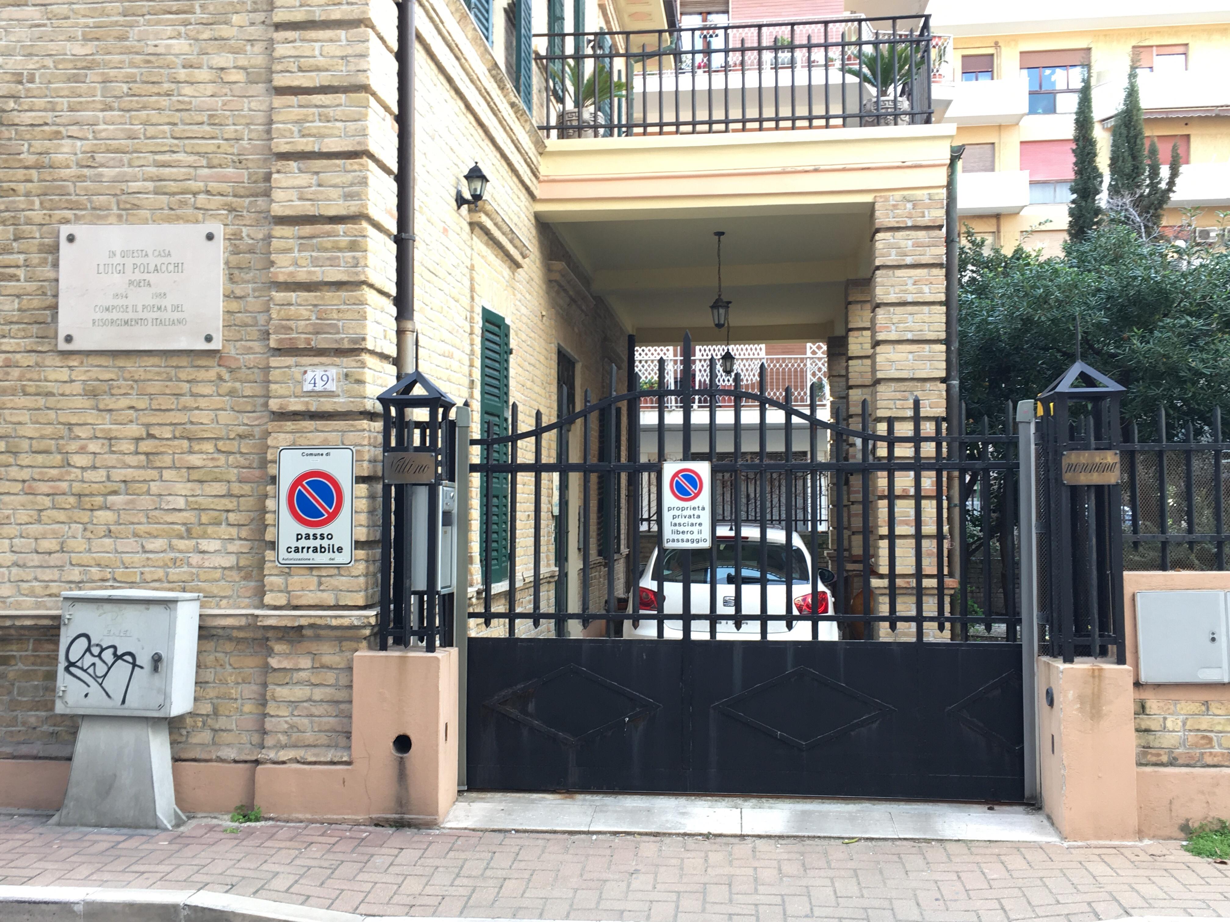 Casa di Luigi Polacchi