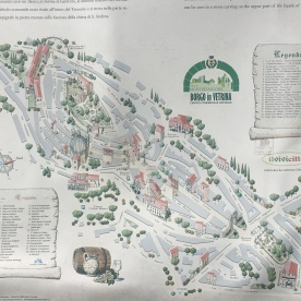 Mappa di Montefiascone