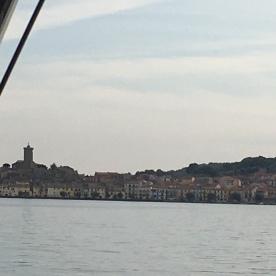 Marta vista dal lago