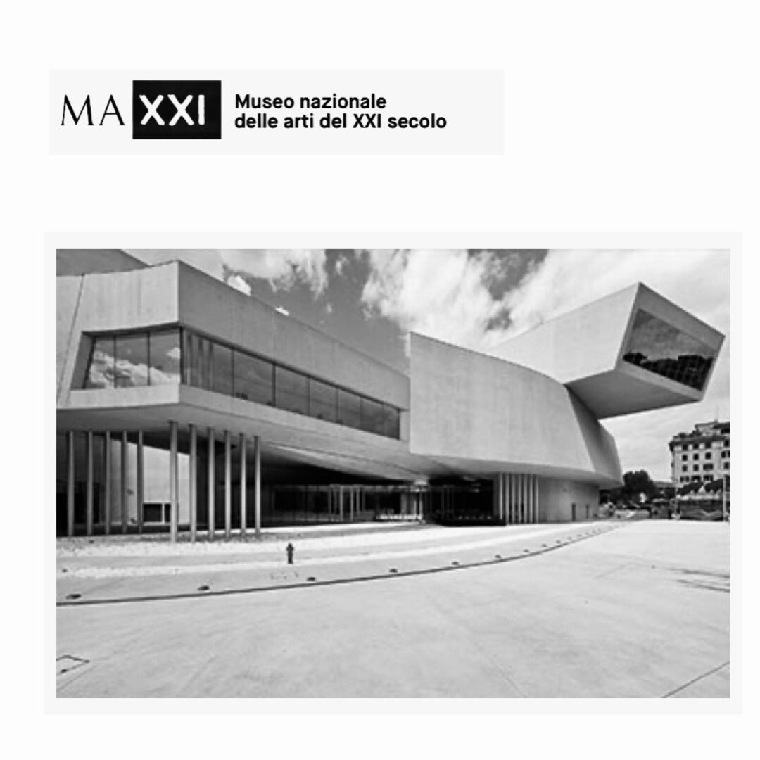 Museo nazionale delle arti del XXI secolo tra Architettura, Spiritualità, Immagini efumetti