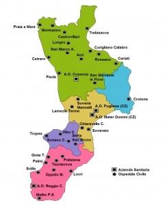 La Calabria ai tempi del Corona virus