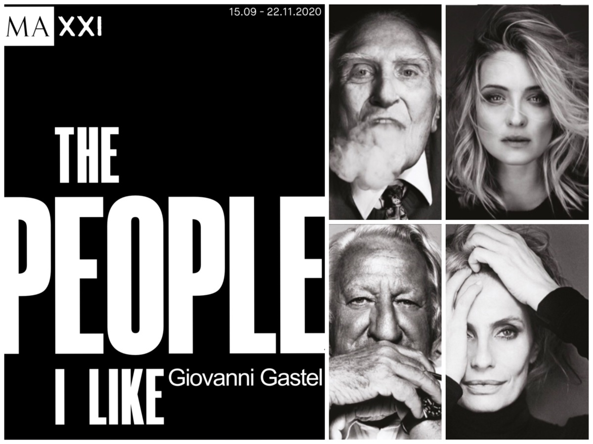 The people I like. Al Maxxi le fotografie di Giovanni Gastel
