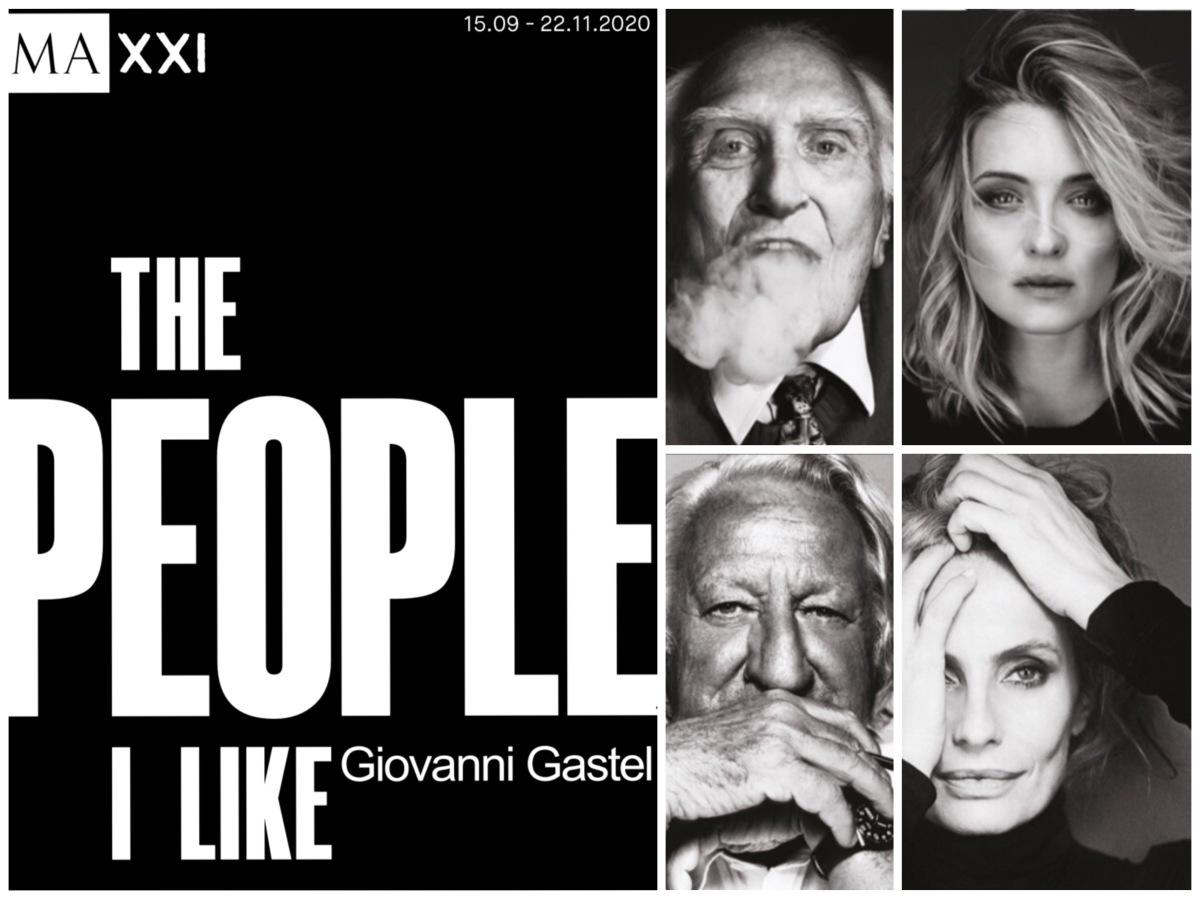The people I like. Al Maxxi le fotografie di GiovanniGastel