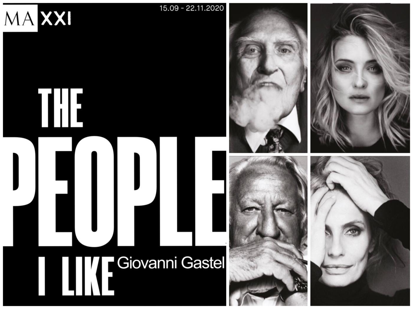 The people i like Giovanni Gastel