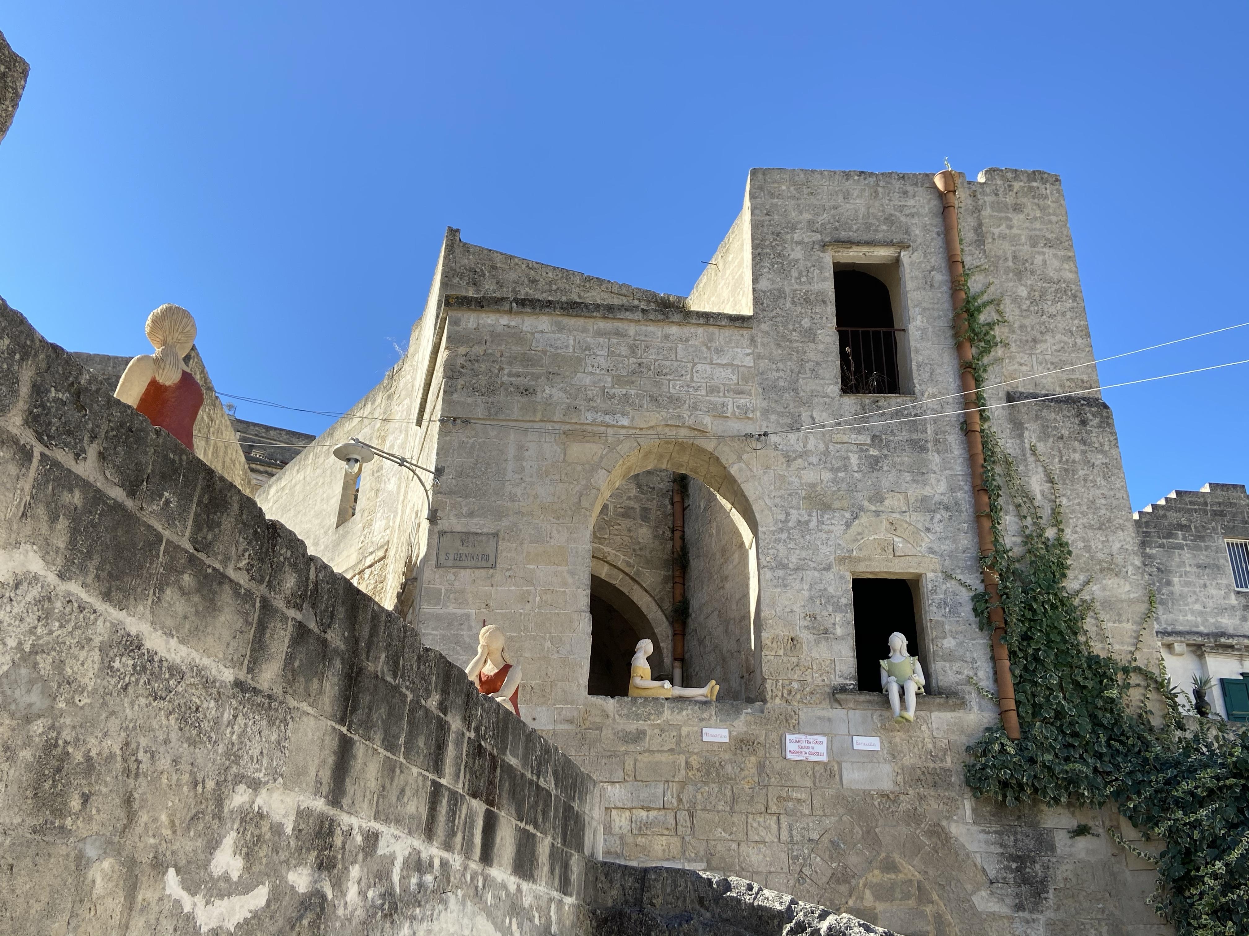 Installazione a Matera