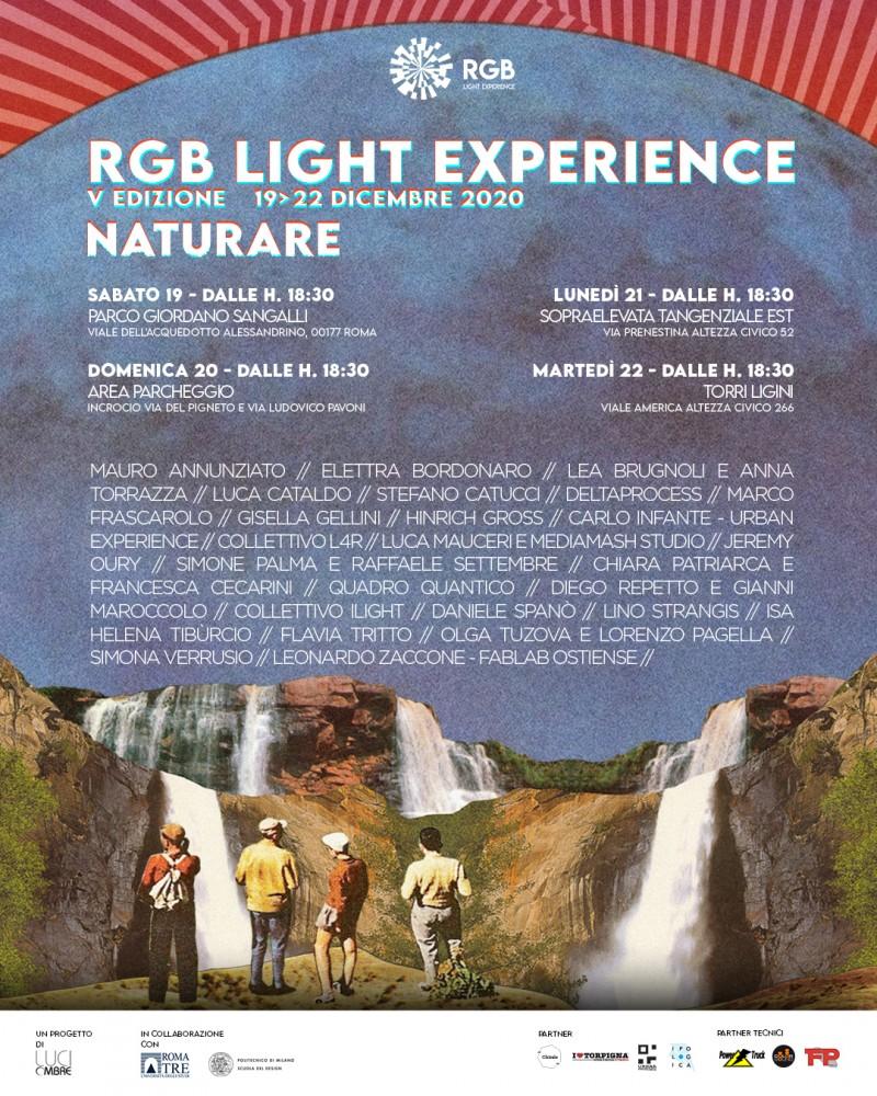 RGB Light Experience