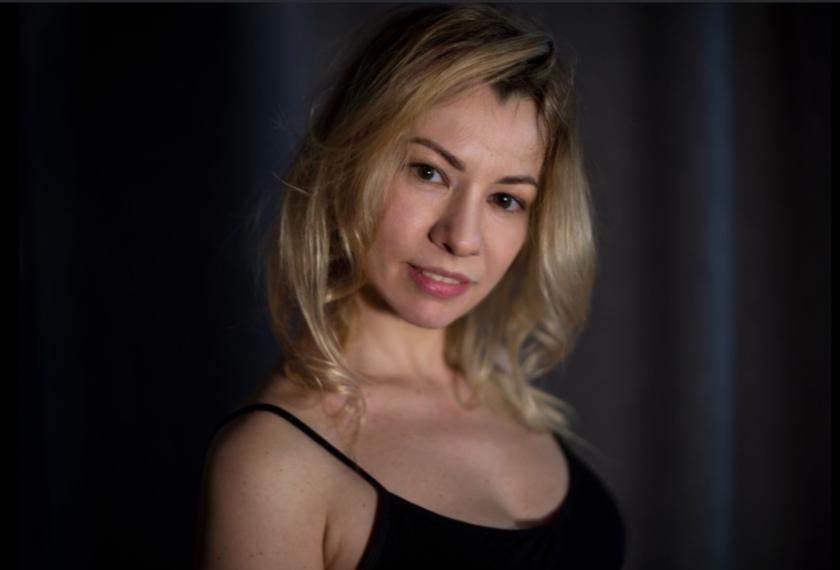 Olga Tuzova RGB light experience 2020