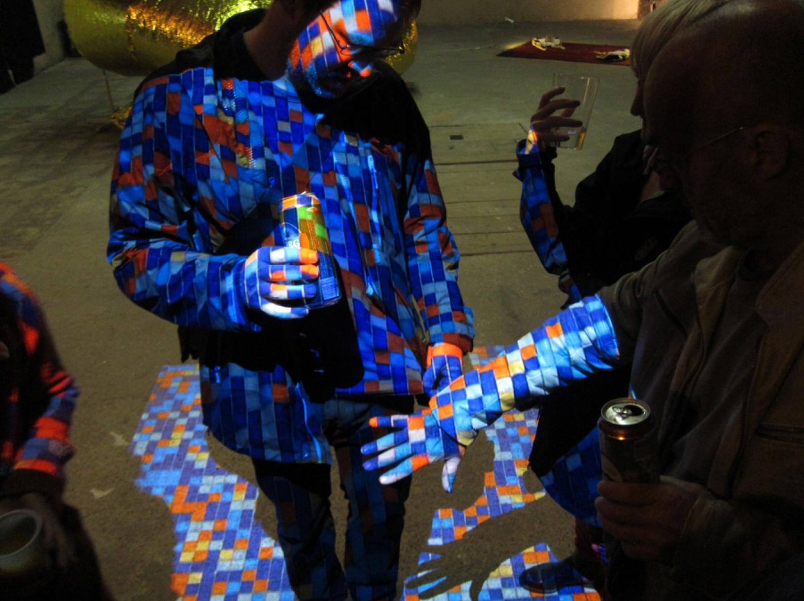 Hinrich Gross per RGB light experience 2020