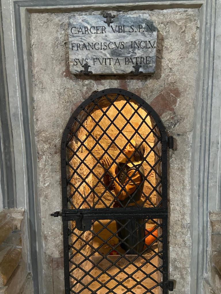 Carcere di San Francesco in Chiesa Nuova assisi
