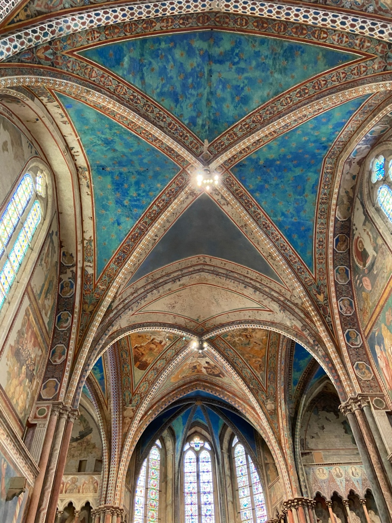 Volta della Basilica di San Francesco d'Assisi